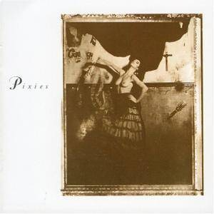 Cover - Pixies: Surfer Rosa