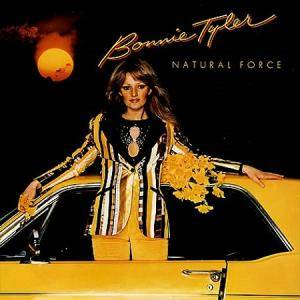 Bonnie Tyler: Natural Force - Cover
