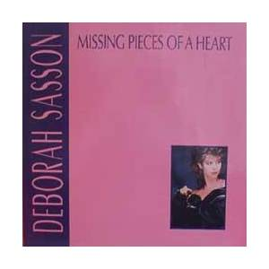 Cover - Deborah Sasson: Missing Pieces Of A Heart