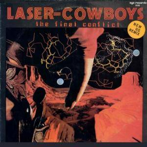 Laser-Cowboys: Ultrawarp (The Final Conflict) - Cover