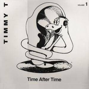 Timmy T: Time After Time - Cover