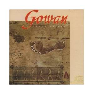 Gowan: Strange Animal - Cover