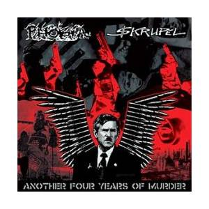 Phobia: Another Four Years Of Murder - Cover