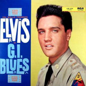Cover - Elvis Presley: G.I. Blues