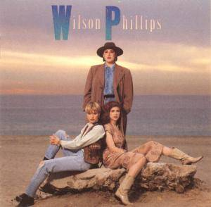 Cover - Wilson Phillips: Wilson Phillips