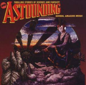 Hawkwind: Astounding Sounds, Amazing Music - Cover