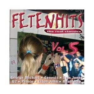 Fetenhits - The Real Classics Vol 5 - Cover