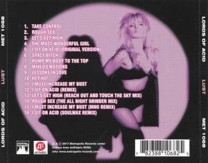 Lords Of Acid: Lust (CD) - Bild 2