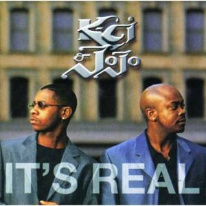 Cover - K-Ci & JoJo: It's Real