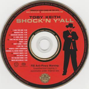 Toby Keith: Shock'n Y'all (SACD) - Bild 4