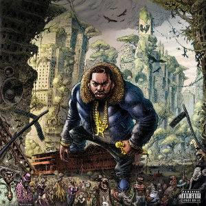 Cover - Raekwon: Wild, The