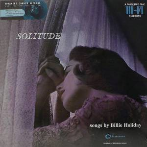 Cover - Billie Holiday: Solitude
