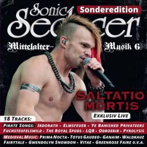 Cover - Ye Banished Privateers: Sonic Seducer - Cold Hands Seduction Vol. 190 - Mittelalter Musik 6