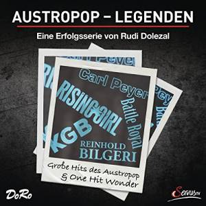 Cover - Andy Baum & The Trix: Austropop-Legenden: Große Hits Des Austropop & One Hit Wonder