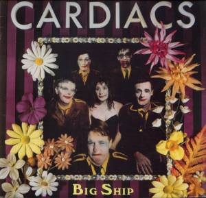 Cover - Cardiacs: Big Ship