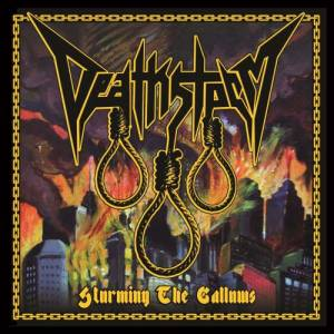 Cover - Deathstorm: Storming The Gallows
