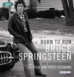 Cover - Thees Uhlmann: Born To Run - Die Autobiografie