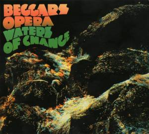 Beggars Opera: Waters Of Change (CD) - Bild 1