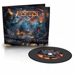 Accept: The Rise Of Chaos (CD) - Bild 4