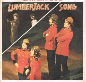 Cover - Monty Python: Lumberjack Song
