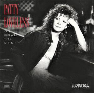 Cover - Patty Loveless: On Down The Line