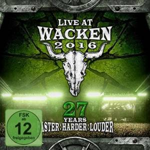 Cover - While She Sleeps: Live At Wacken 2016