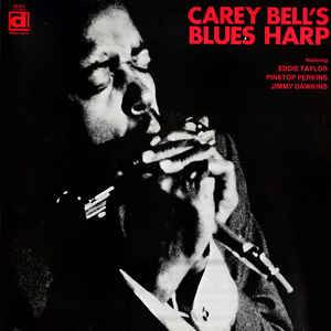 Cover - Carey Bell: Carey Bell's Blues Harp