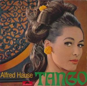 Cover - Alfred Hause: Tango