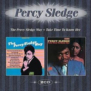 Cover - Percy Sledge: Percy Sledge Way / Take Time To Know Her, The
