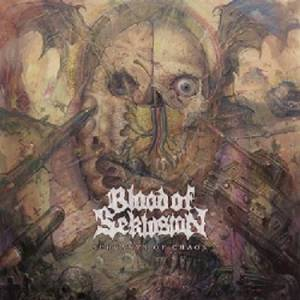 Cover - Blood Of Seklusion: Servants Of Chaos