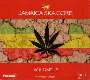 Cover - Owen Gray: Jamaica Ska Core Vol.5