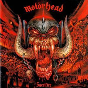 Motörhead: Sacrifice (CD) - Bild 1