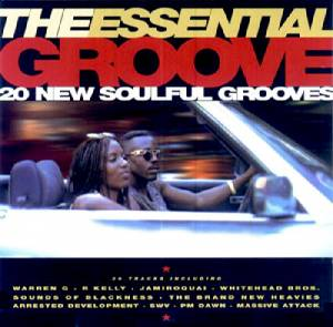 Essential Groove, The - Cover