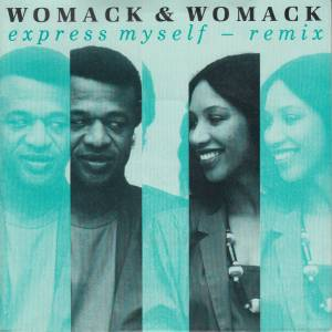 Cover - Womack & Womack: Express Myself [Remix]