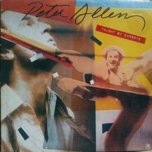 Cover - Peter Allen: Taught By Experts