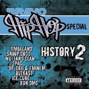 Bravo Hiphop Special History 2 - Cover