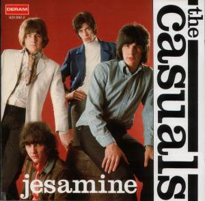 Cover - Casuals, The: Jesamine