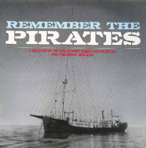 Remember The Pirates - Cover