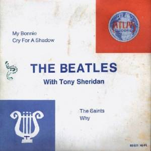 Cover - Beatles & Tony Sheridan, The: Beatles With Tony Sheridan, The
