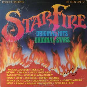 Ronco Presents Star Fire - Cover