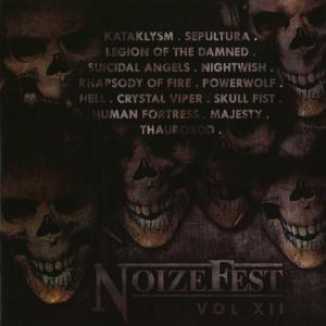 NoizeFest Vol. XII - Cover