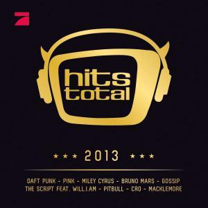 Hits Total 2013 - Cover