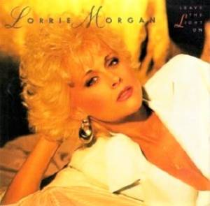 Cover - Lorrie Morgan: Leave The Light On