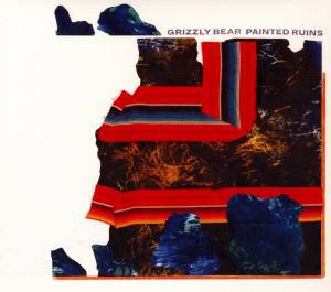 grizzly bear painted ruins cd 2017 digisleeve