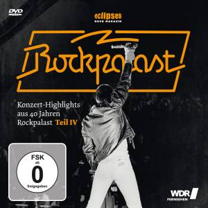 Eclipsed Rockmagazin - Rockpalast Teil IV - Cover