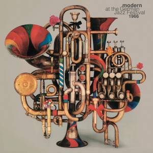 Cover - Erwin Lehn Orchester: Modern At The German Jazz Festival 1966
