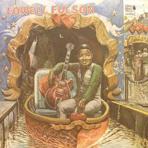 Cover - Lowell Fulson: Chess Blues Masters Series