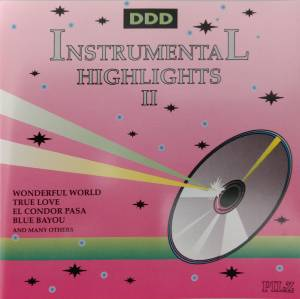 Cover - Ambros Seelos Orchester: Instrumental Highlights II