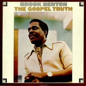Cover - Brook Benton: Gospel Truth, The
