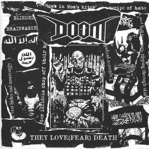 Doom: They Love (Fear) Death - Cover